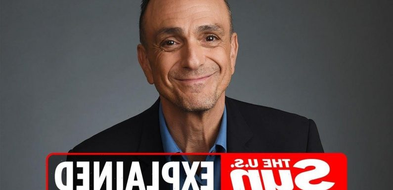 What characters does Hank Azaria voice in The Simpsons?