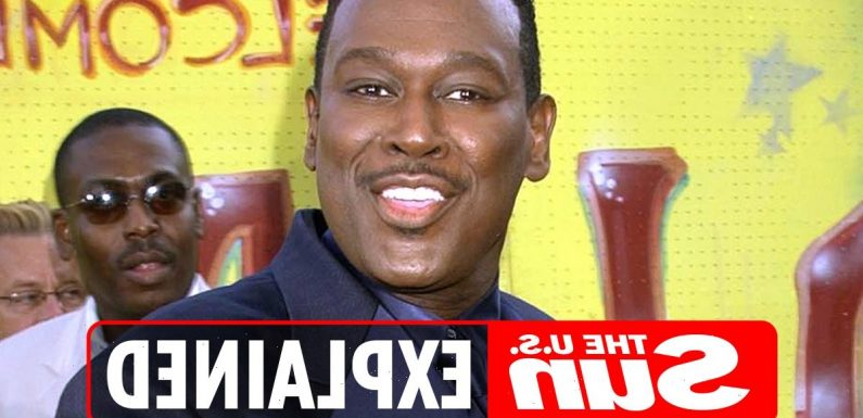 What was Luther Vandross' cause of death?