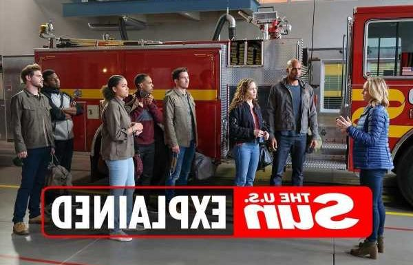 Where did they film Station 19?