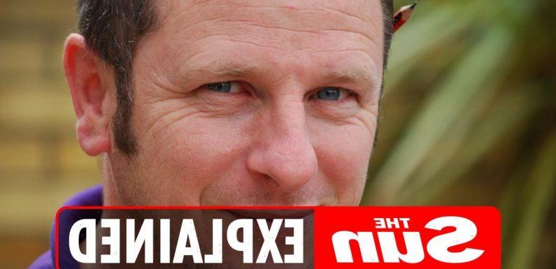 Who is DIY SOS carpenter Mark Millar?