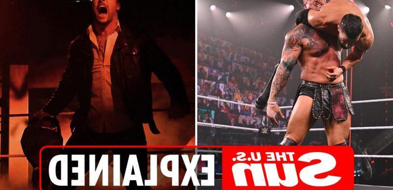 Who is WWE NXT Champion Karrion Kross?