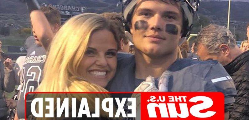 Who is Zach Wilson's mom?