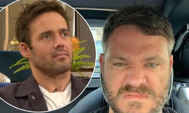 Will Young rages at Spencer Matthews