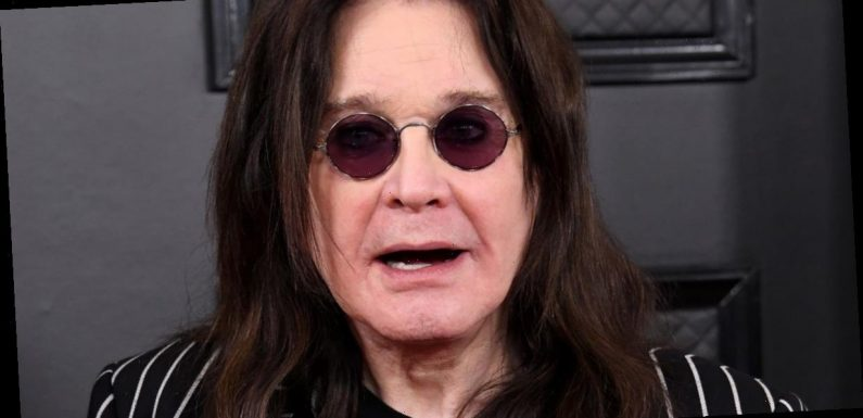 Ozzy Osbourne says shooting cats and birds with rifle kept him sane in lockdown