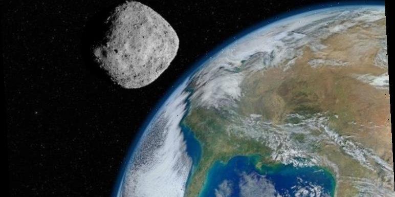 Asteroid to shoot by Earth tomorrow – NASA calls 19,000kmph rock a 'near Earth object'