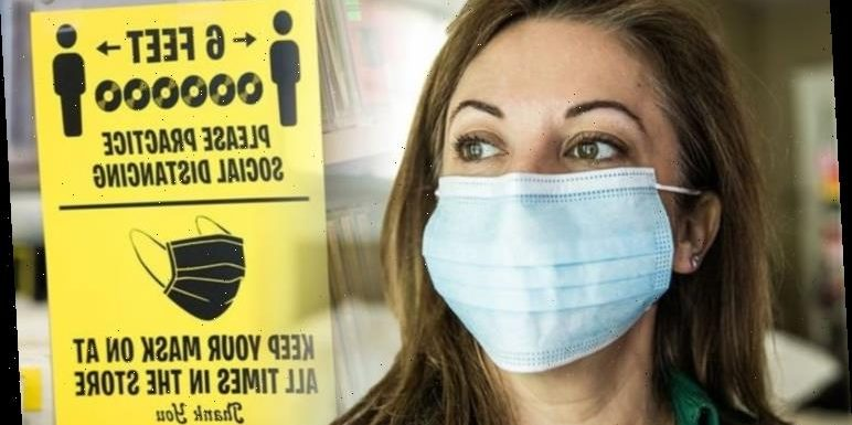 Social distancing less effective at stopping Covid than face masks and ventilation – study