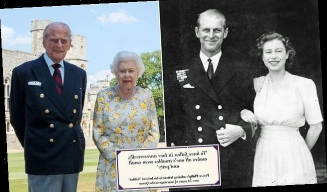 Prince Philip's adoring letters to his beloved 'Lilibet'