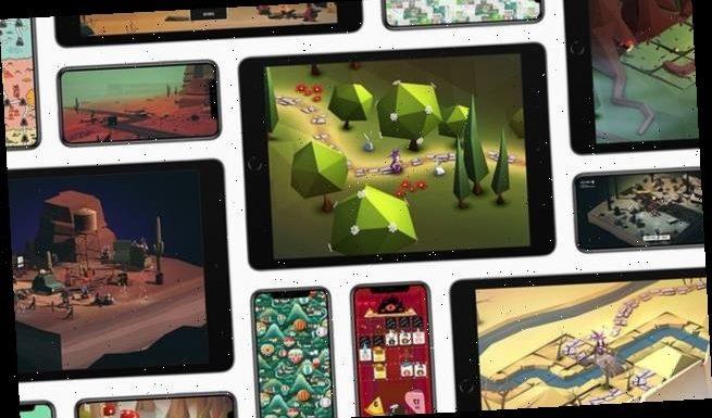 Apple Arcade adds 30 new games including NBA 2K21 Arcade Edition