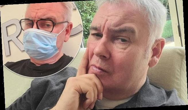 Eamonn Holmes says he's still waiting on a diagnosis for chronic pain