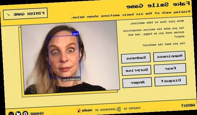 New game seeks to reveal the risks of 'emotion recognition technology'