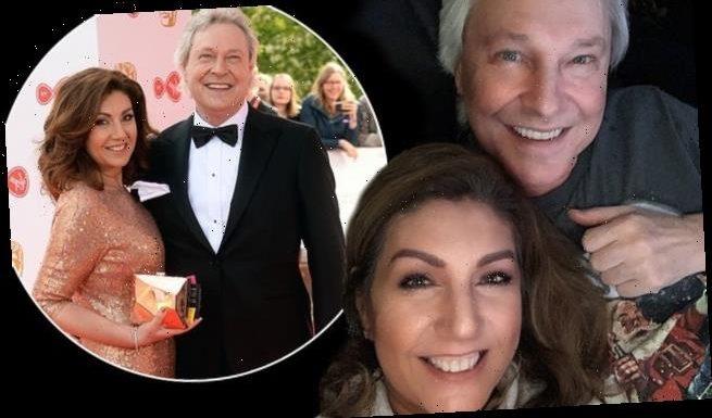 Jane McDonald reveals fiancé Eddie Rothe has died