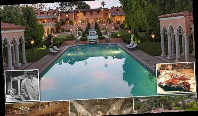 Hearst Estate back on the market for about $90 million