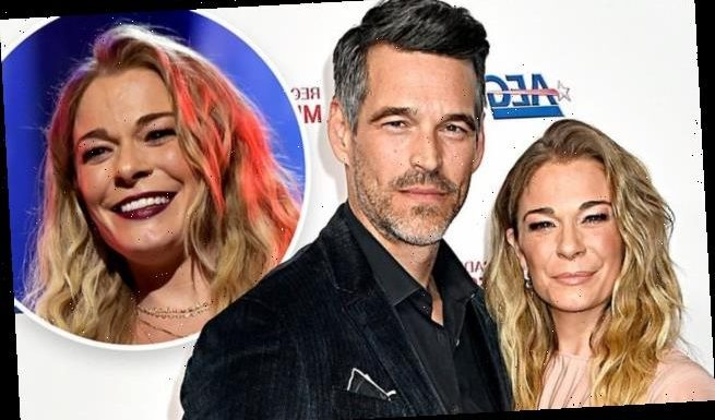 LeAnn Rimes' husband Eddie Cibrian says that he is proud of his wife