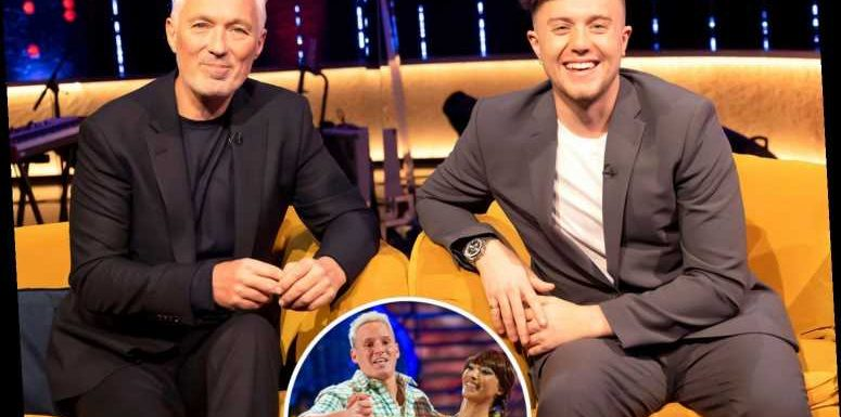 Roman Kemp reveals he auditioned for Strictly but was 'too lazy' to do it as dad Martin hints he'll sign up this year