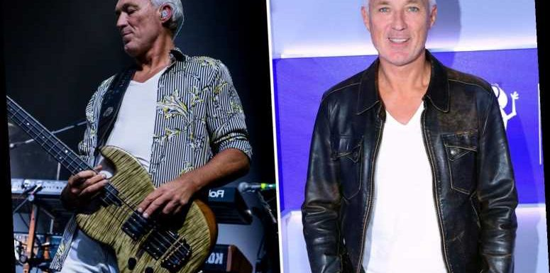 Martin Kemp terrified by 'obsessive' Spandau Ballet fans who flew from Germany and turn up at his front door EVERY WEEK