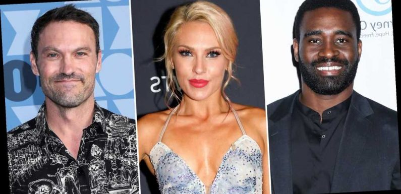 DWTS' Keo: Sharna Has a 'Glow About Her' Amid Brian Austin Green Romance
