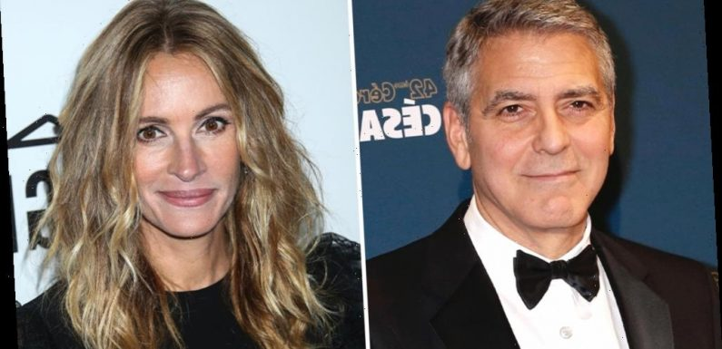 George Clooney & Julia Roberts Reteam 'Ticket To Paradise' Sets Fall 2022 Theatrical Release