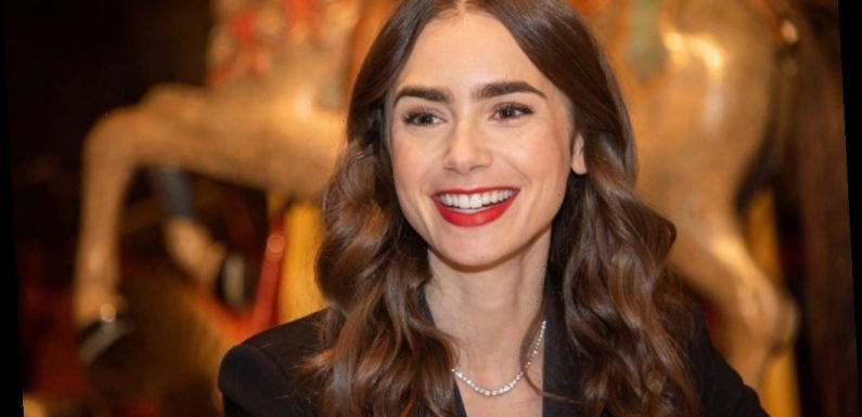 When Is Lily Collins Getting Married?