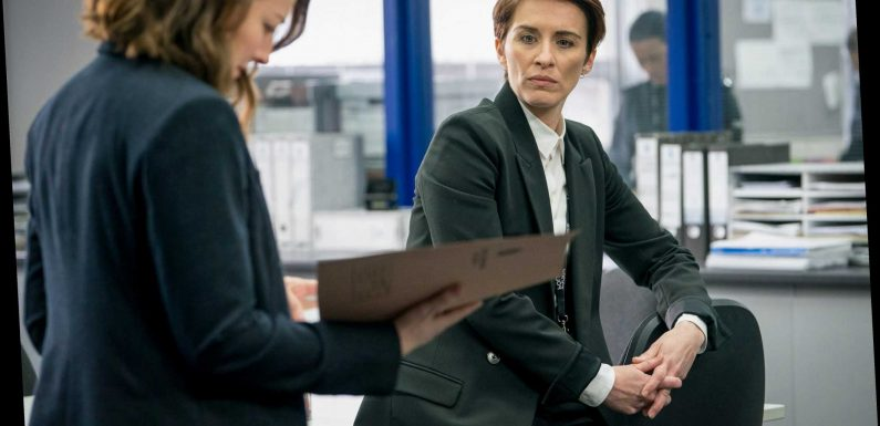 What time is Line of Duty series 6 on tonight?
