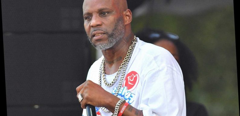 DMX in 'grave condition after drug overdose triggers heart attack' – as fans pray for rapper