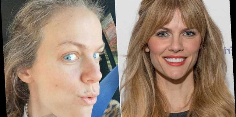 Brooklyn Decker Shows Off Her Gray Hair, Says She's 'Kinda Digging' Her Natural Roots