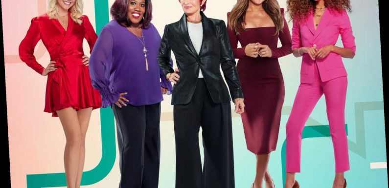 The Talk Will Return With 'Discussion About Race and Healing' Following Sharon Osbourne Controversy