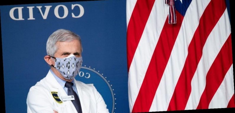 Anthony Fauci reveals which activities he will and won't do now that he's vaccinated — and indoor restaurants are still a no