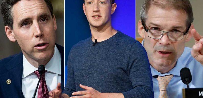 'Break them up': GOP vows Big Tech backlash over Facebook Trump ban