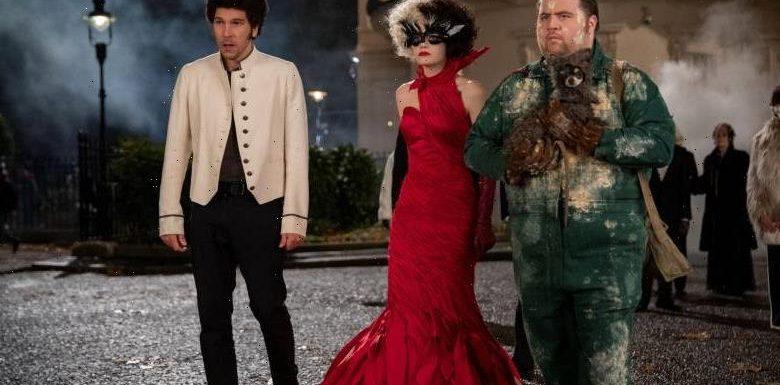 'Cruella' Star Paul Walter Hauser Responds to Critics of Disney's Villain Origin Story