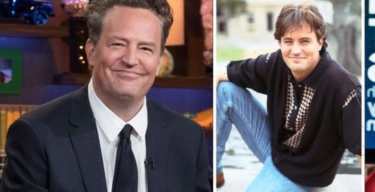 'I thought I was going to die' Matthew Perry opens up on secret struggle on set of Friends