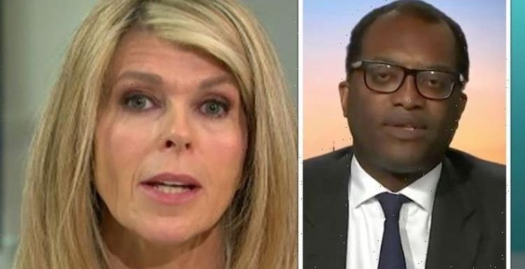 'Why don't they admit it?' Kate Garraway skewers Kwasi Kwarteng over mistake admission