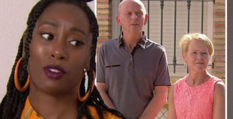 A Place in the Sun: Scarlette Douglas issues warning over guest's demands 'Work with it!'