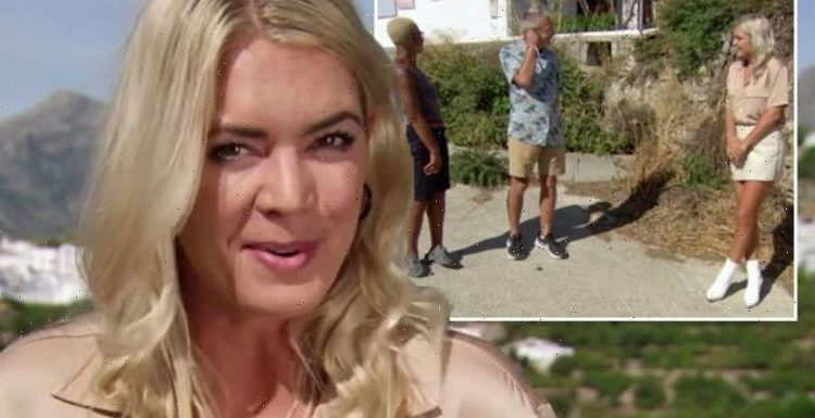 A Place in the Sun's Danni Menzies in disbelief as couple turn nose up at 'tired' option