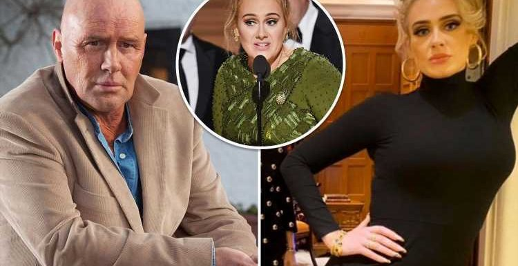 Adele's estranged dad dies at 57 with pair unable to resolve years of rows
