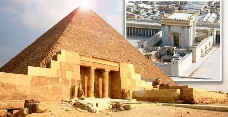 Ancient Egypt bombshell: Holy Land clues can reveal how Great Pyramid was built – claim