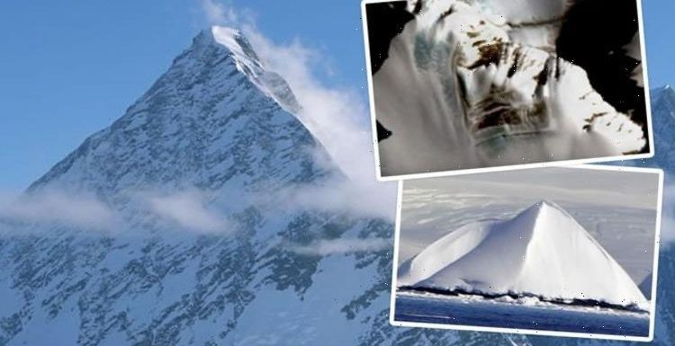 Antarctica pyramids claim: 'Oldest pyramid on Earth' is hidden on icy continent