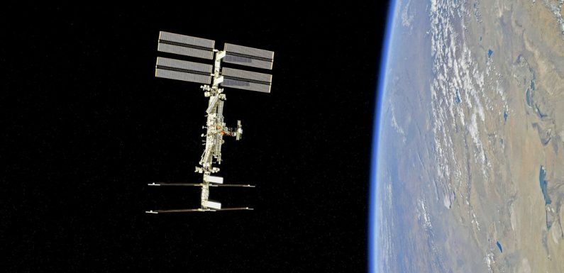 Astronauts on Set: Space Station May Host Wave of TV Shows and Films