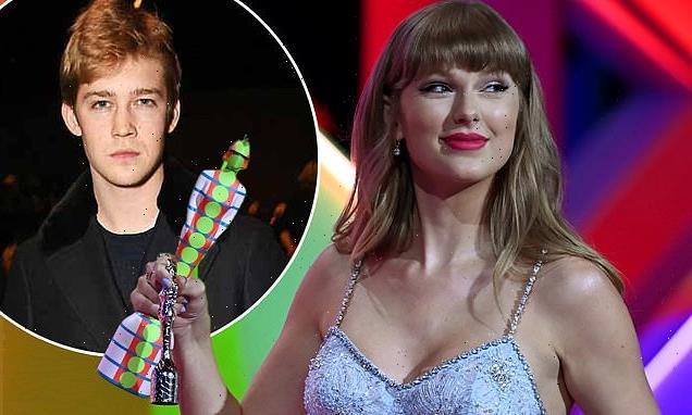BRIT Awards 2021: Taylor Swift coyly thanks boyfriend Joe Alwyn