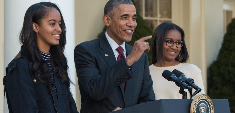 Barack Obama Reveals Why His Daughters Won't Follow in His Footsteps
