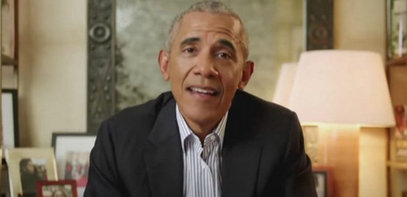Barack Obama says UFO clips are real and show movement that 'can't be explained'
