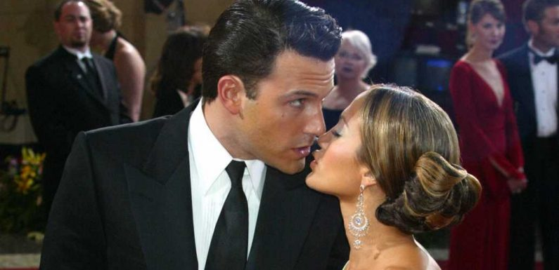 """Bennifer's Reunion Has Been """"Quick and Intense"""" and J.Lo Is """"Happy"""""""