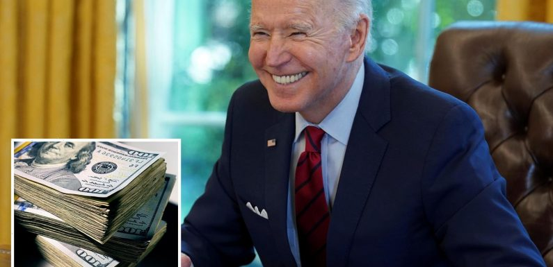 Biden to propose $6TRILLION infrastructure budget in biggest federal spending blowout since WWII despite $1.3T deficit