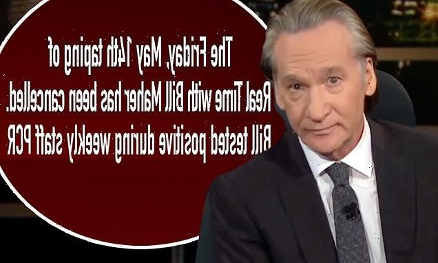 Bill Maher tests POSITIVE for Covid-19 as he cancels Real Time episode