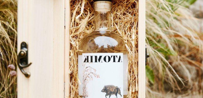 Booze from radioactive Chernobyl apples seized by Ukraine on journey to UK