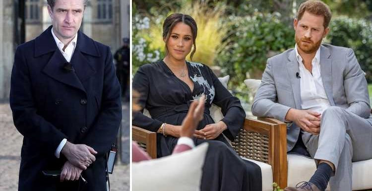 CNN accused of censoring its own report on Meghan Markle's Oprah 'inconsistencies' as critics claim network was 'got at'