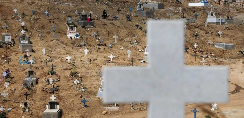 COVID-19 deaths surge in Latin America with more than 1M dead
