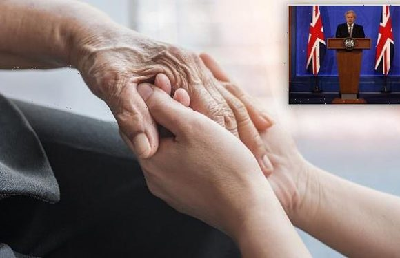Care home residents can have up to five visitors from Monday