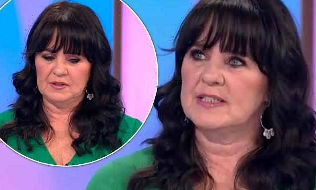 Coleen Nolan reveals her toyboy lover ended things