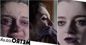 Corrie's Nina removes goth make-up as she takes the blame for Seb's murder