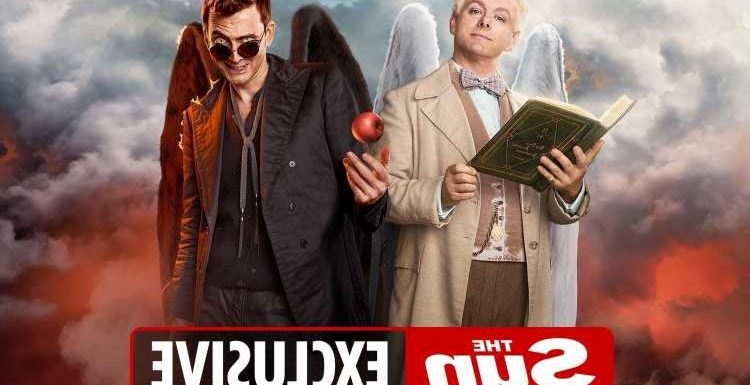 David Tennant and Michael Sheen to reunite for new series of hit fantasy sitcom Good Omens